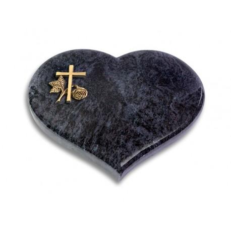 39 Grabstein Coeur/Orion (Bronze Kreuz 1)