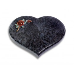 45 Grabstein Coeur/Orion (Color Rose 1)
