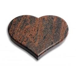 46 Grabstein Coeur/Twillight-Red (Pure)