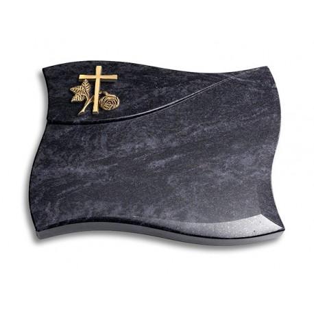 65 Grabstein Firenze/Orion (Bronze Kreuz 1)