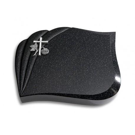 134 Grabstein Eterna/Indisch Impala (Alu Kreuz 1)