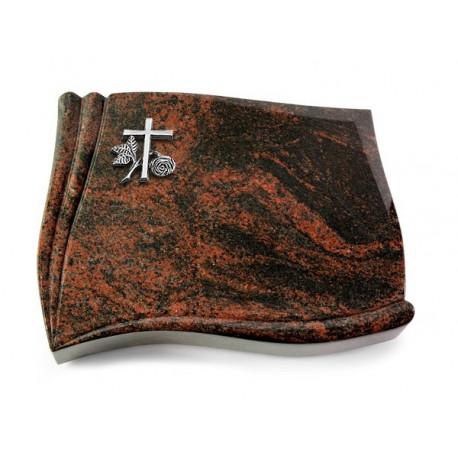 154 Grabstein Memory/Aruba (Alu Kreuz 1)