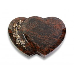 Grabstein Amoreux/Aruba (Bronze Efeu)
