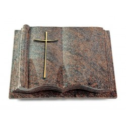 39 Grabbuch Antique/Paradiso (Bronze Kreuz 2)