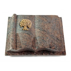 41 Grabbuch Antique/Paradiso (Bronze Baum 3)