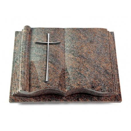 43 Grabbuch Antique/Paradiso (Alu Kreuz 2)