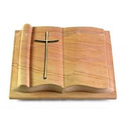 51 Grabbuch Antique/Rainbow (Bronze Kreuz 2)