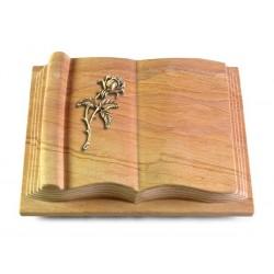 52 Grabbuch Antique/Rainbow (Bronze Rose 2)