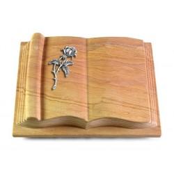56 Grabbuch Antique/Rainbow (Alu Rose 2)
