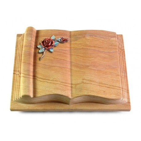 60 Grabbuch Antique/Rainbow (Color Rose 1)