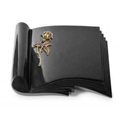 75 Grabbuch Prestige/Indisch Black (Bronze Rose 2)