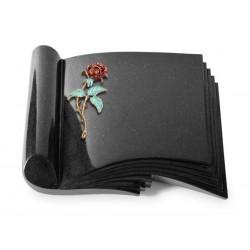 83 Grabbuch Prestige/Indisch Black (Color Rose 2)