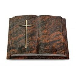 124 Grabbuch Livre Pagina/Aruba (Bronze Kreuz 2)