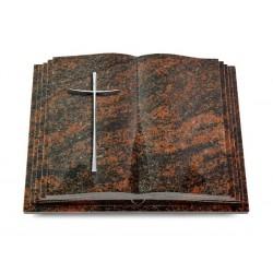 128 Grabbuch Livre Pagina/Aruba (Alu Kreuz 2)