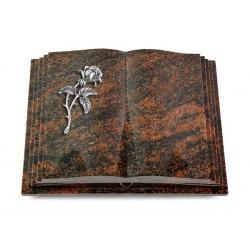 129 Grabbuch Livre Pagina/Aruba (Alu Rose 2)