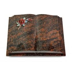 132 Grabbuch Livre Pagina/Aruba (Color Rose 1)