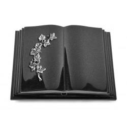 138 Grabbuch Livre Pagina/Indisch Black (Alu Efeu)