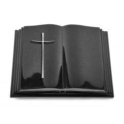 140 Grabbuch Livre Pagina/Indisch Black (Alu Kreuz 2)