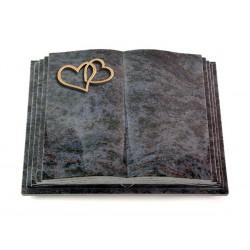 147 Grabbuch Livre Pagina/Orion (Bronze Herzen)