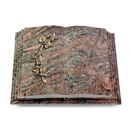 158 Grabbuch Livre Pagina/Paradiso (Bronze Efeu)