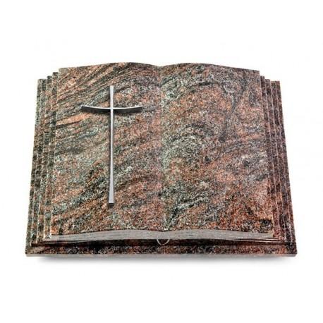 164 Grabbuch Livre Pagina/Paradiso (Alu Kreuz 2)