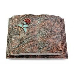 167 Grabbuch Livre Pagina/Paradiso (Color Rose 2)