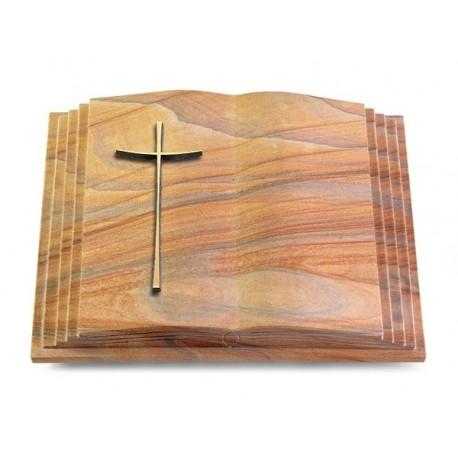 172 Grabbuch Livre Pagina/Rainbow (Bronze Kreuz 2)