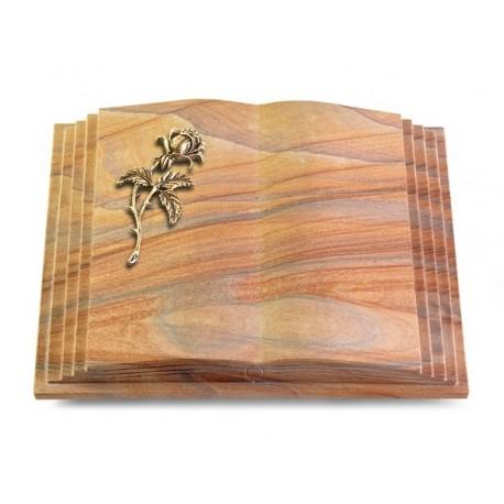 173 Grabbuch Livre Pagina/Rainbow (Bronze Rose 2)