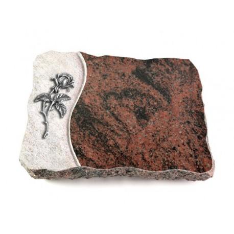 15 Grabplatte Wave/Aruba (Alu Rose 2)