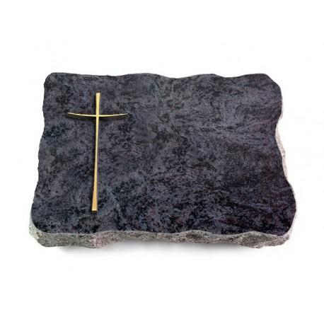 39 Grabplatte Orion (Bronze Kreuz 2)