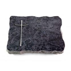 41 Grabplatte Orion (Alu Kreuz 2)