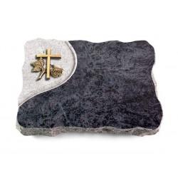 58 Grabplatte Folio/Orion (Bronze Kreuz 1)