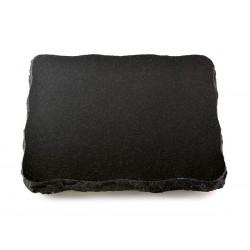 61 Grabplatte Indisch Black (Pure)