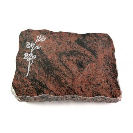 Grabplatte Aruba (Rose 2)