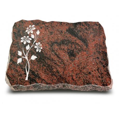 Grabplatte Aruba (Ökoline Blume 2)