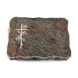 125 Grabplatte Paradiso (Kreuz 2)
