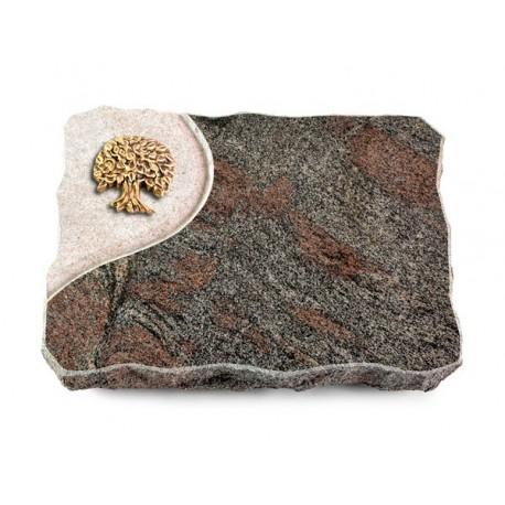 147 Grabplatte Folio/Paradiso (Bronze Baum 3)