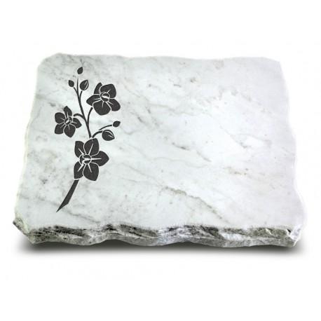 156 Grabplatte Marmor (Ökoline Blume 1)