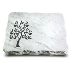 158 Grabplatte Marmor (Ökoline Baum 2)
