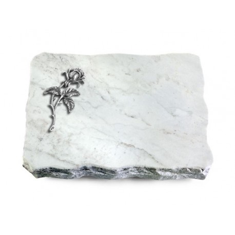 162 Grabplatte Marmor (Alu Rose 2)