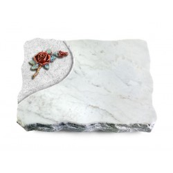 179 Grabplatte Folio/Marmor (Color Rose 1)