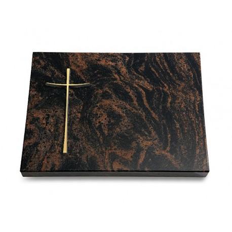Grabtafel Aruba (Bronze Kreuz 2)
