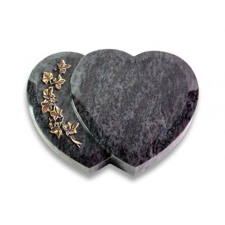 11 Grabstein Amoreux/Orion (Bronze Efeu)