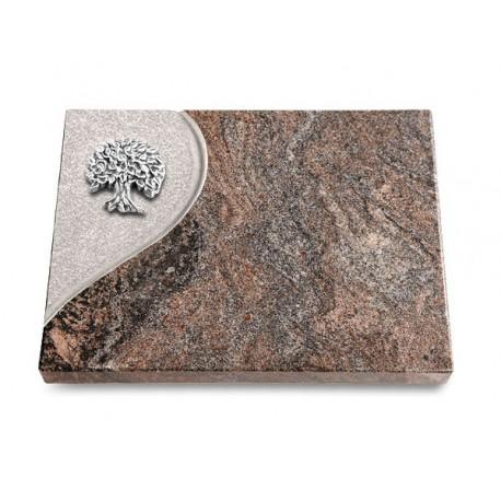 147 Grabtafel Folio/Paradiso (Bronze Baum 3)