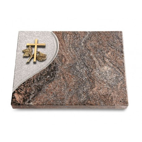 148 Grabtafel Folio/Paradiso (Bronze Kreuz 1)