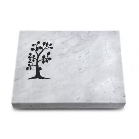 152 Grabtafel Marmor (Baum 1)