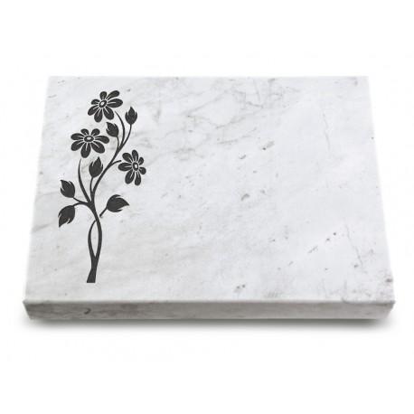 157 Grabtafel Marmor (Ökoline Blume 2)