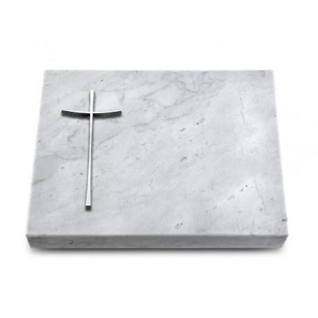 161 Grabtafel Marmor (Alu Kreuz 2)