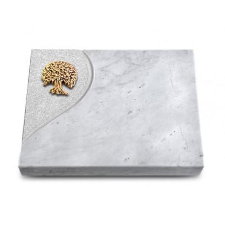 177 Grabtafel Folio/Marmor (Bronze Baum 3)