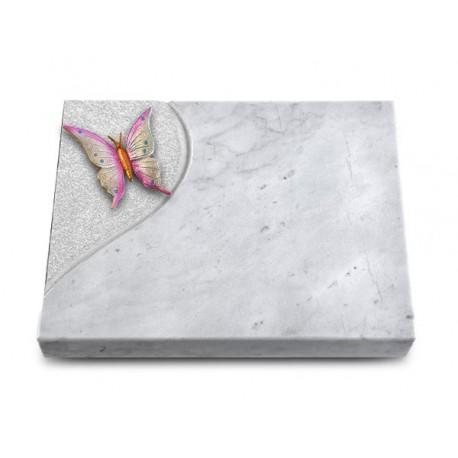 180 Grabtafel Folio/Marmor (Color Papillon 1)